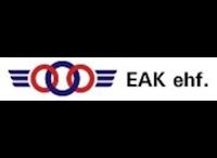 Starfsmaður á verkstæði EAK ehf