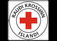 Fjáröflun hjá Rauða krossinum á Íslandi